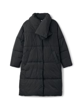 Beat Puffer Coat by Weekday