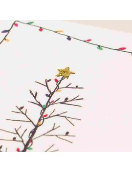 papyrus string of lights boxed holiday cards - Papyrus Holiday Cards
