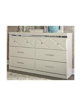 Dreamur Dresser by Ashley Homestore