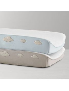 Bouclé Cloud Changing Pad Cover by Restoration Hardware Baby And Child