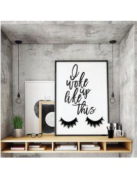 shoptagr makeup print makeup decor eye lashes print eyelashes