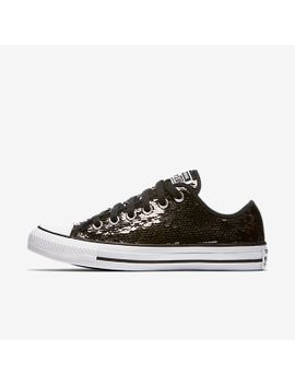 7bba8995e9a7 NIKE. CONVERSE CHUCK TAYLOR ALL STAR SEQUINS LOW TOP