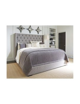 Sorinella King Upholstered Bed by Ashley Homestore