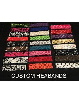 Beautiful Shoptagr | Headbands Custom Designer Inspired Fabrics Gucci Louis  AW31
