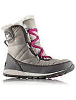 women's-whitney-short lace-boot by sorel
