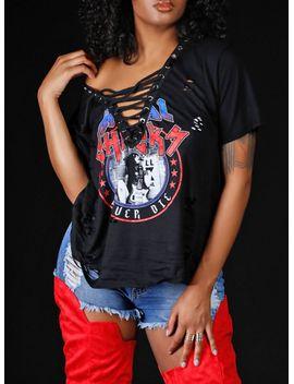 Rockie Tee Shirt by Bdonnas