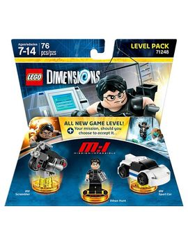lego-dimensions-mission-impossible-level-pack by lego