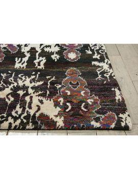 nourison-sari-silk-multicolor-traditional-rug by nourison