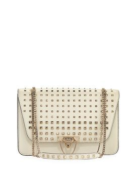 demilune-vitello-lux-shoulder-bag by valentino-garavani