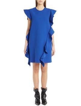 ruffle-dress by msgm