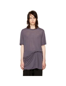 purple-level-t-shirt by rick-owens