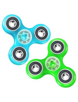fidget-spinner-wild-glow-in-the-dark-2-pack---colors-will-vary by excell