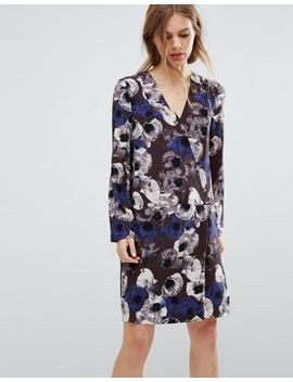 selected-flower-print-dress by selected