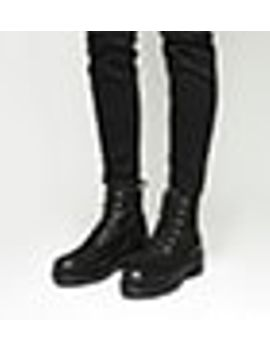 clarisse-lace-boots by ten-points
