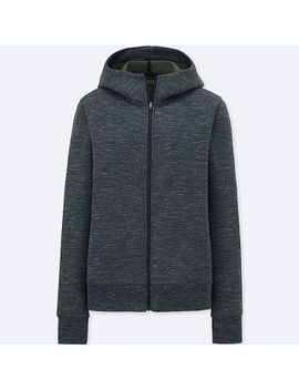 women-dry-stretch-long-sleeve-full-zip-hoodie by uniqlo