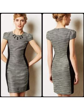 sold-anthropologie-moulinette-soeurs-sheath-dress by poshmark