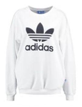 trefoil----sweater by adidas-originals