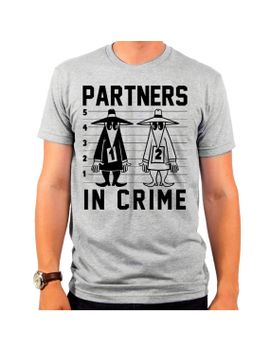 spy-vs-spy-partners-in-crime-(spy0029-501hgr)-mens-t-shirt-mad,-mad-magazine,-comics,-cartoons,-funny-t-shirt,-funny-cartoon-tee by etsy