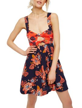 baby-its-you-floral-print-mini-dress by free-people