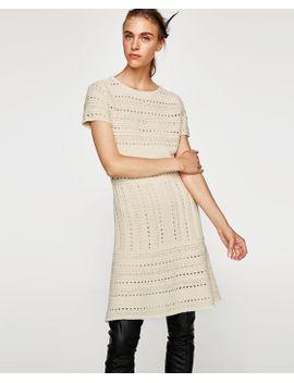 ruffled-textured-top--view-allknitwear-woman by zara