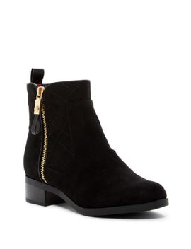 patron-quilted-bootie by tommy-hilfiger