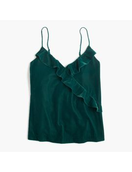 petite-velvet-going-out-top by jcrew