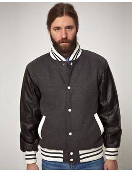 reclaimed-vintage-baseball-jacket by denim-shorts