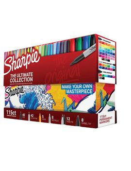 sharpie-ultimate-collection-115pc by sharpie