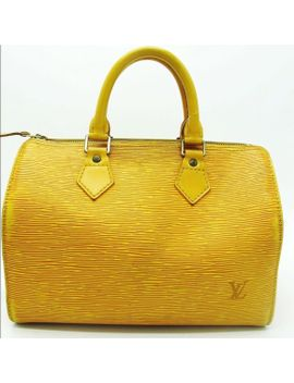 authentic-louis-vuitton-mustard-epi-speedy-25 by louis-vuitton