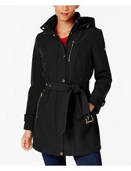 petite-softshell-coat by michael-michael-kors