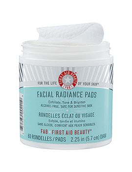 facial-radiance-pads by first-aid-beauty