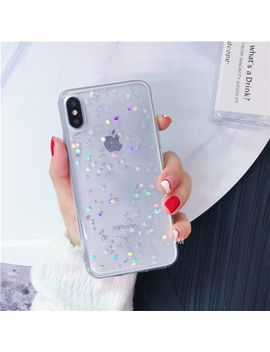 shinny-love-heart-glitter-phone-cases-for-iphone-x-7-8-7_8plus-stars-sequins-tpu-case-for-iphone-6-6s-6plus-back-cover- by hanman