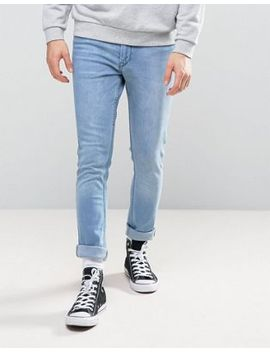 kubban-spray-on-blue-wash-jeans by kubban
