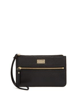 highland-place-bee-leather-wristlet by kate-spade-new-york