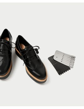 flatform-derby-shoes-with-reversible-fringe--shoessale-woman by zara