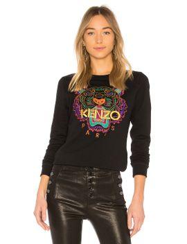 tiger-sweatshirt by kenzo