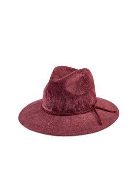 Women's Knit Fedora by San Diego Hat