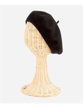 Womens Felt Beret by San Diego Hat