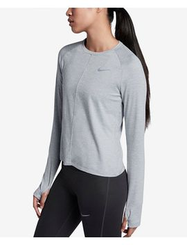 dry-element-cropped-top by nike