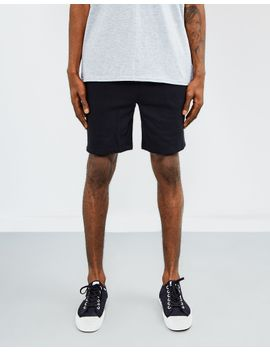 sweat-shorts-black by the-idle-man