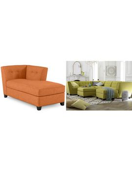 harper-fabric-chaise---custom-colors,-created-for-macys by furniture