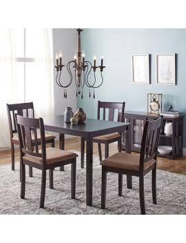simple-living-stratton-5-piece-dining-set by simple-living