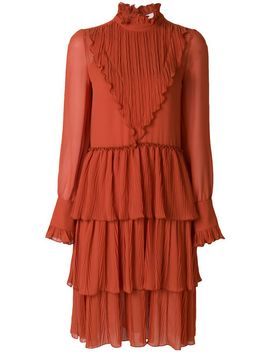 robe-à-design-superposé by see-by-chloé