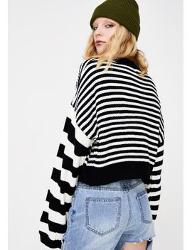 heart-burglar-striped-sweater by hot-delicious