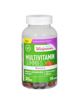 walgreens-womens-multivitamin-gummies-berry1500ea by walgreens