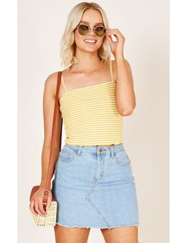 live-life-crop-top-in-yellow-stripe by showpo-fashion