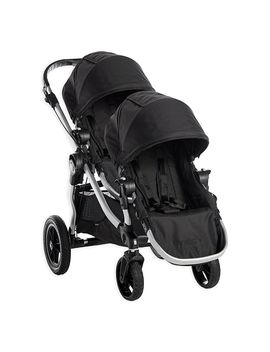 baby-jogger-city-select-stroller-with-second-seat-in-onyx_silver by baby-jogger