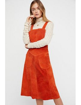 suede-apron-dress by free-people
