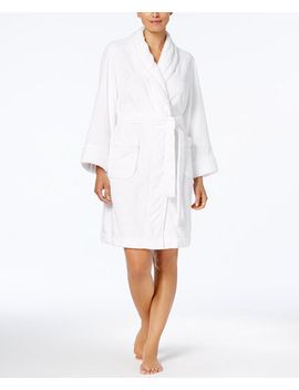 short-dimple-contrast-robe,-created-for-macys by charter-club