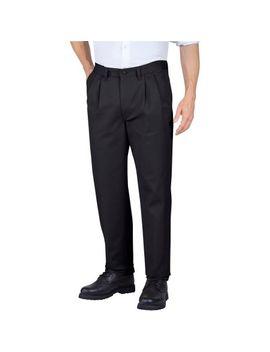 mens-pleated-comfort-waist-work-pants by genuine-dickies